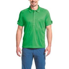 Maier Sports Fresh Polo Homme, fern green
